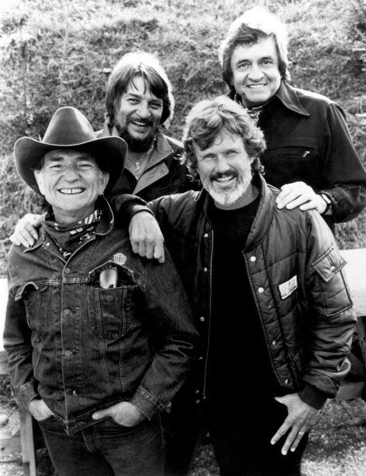 Highwaymen - Nelson, Jennings, Kristofferson, Cash